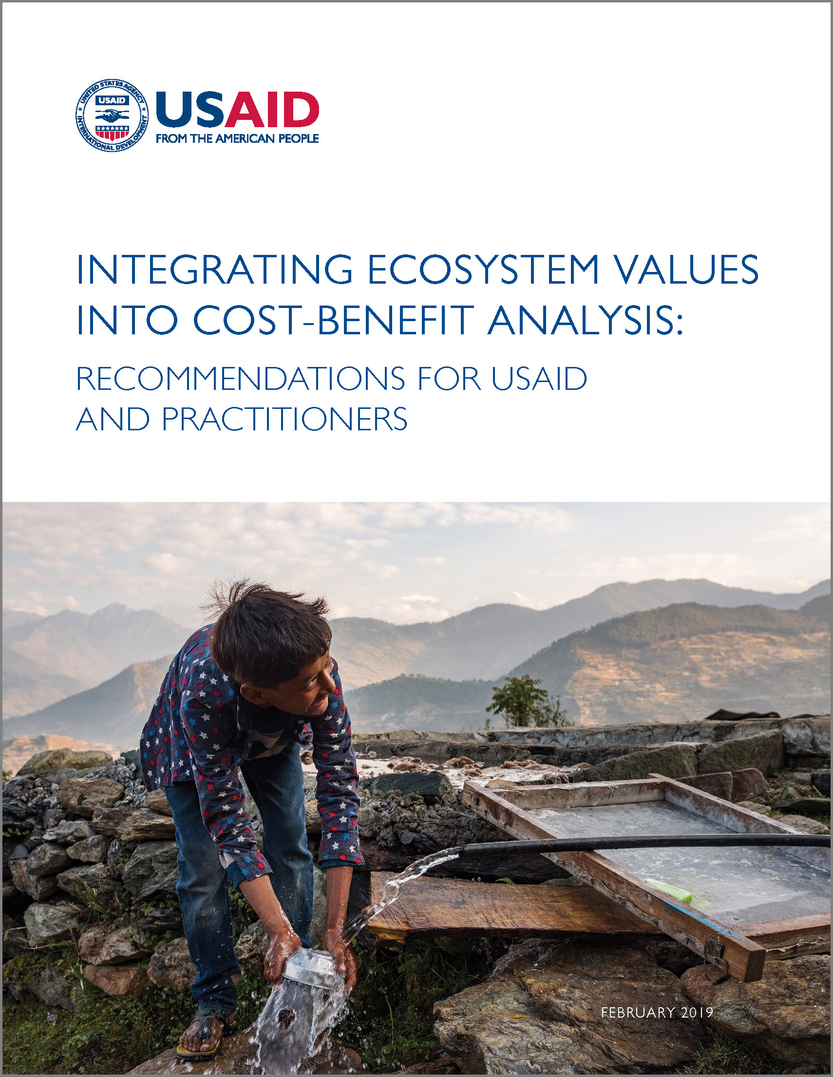 Integrating Ecosystem Values into Cost-Benefit Analysis cover image