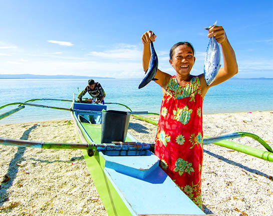 (SALT) Seafood Alliance for Legality and Traceability